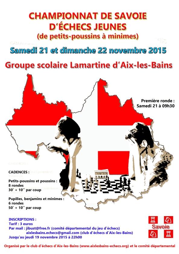 Championnat de Savoie jeunes 2015b
